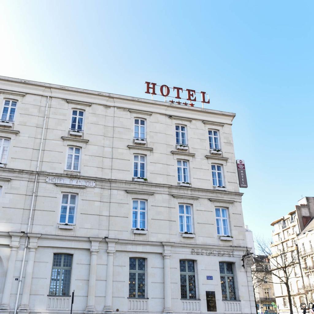 hotel d'anjou douceur angevine