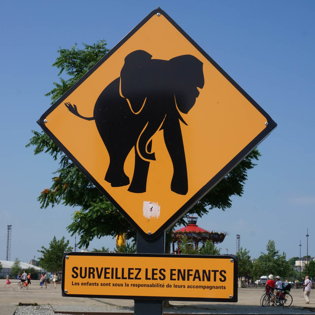 sejour nantes elephant