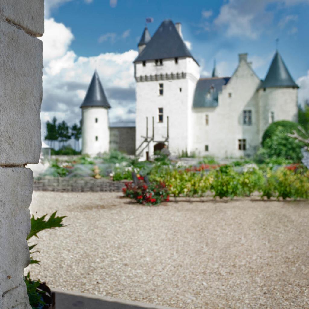 chateau du riveau sejour chauffeurs guides