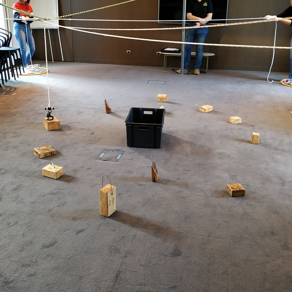 chambord jeu de piste team building