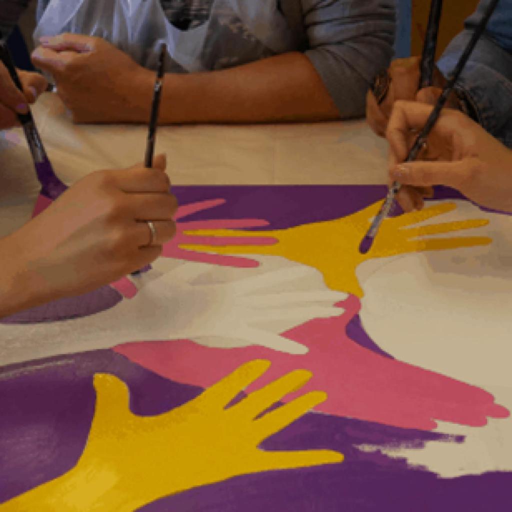 pop art activités créatives
