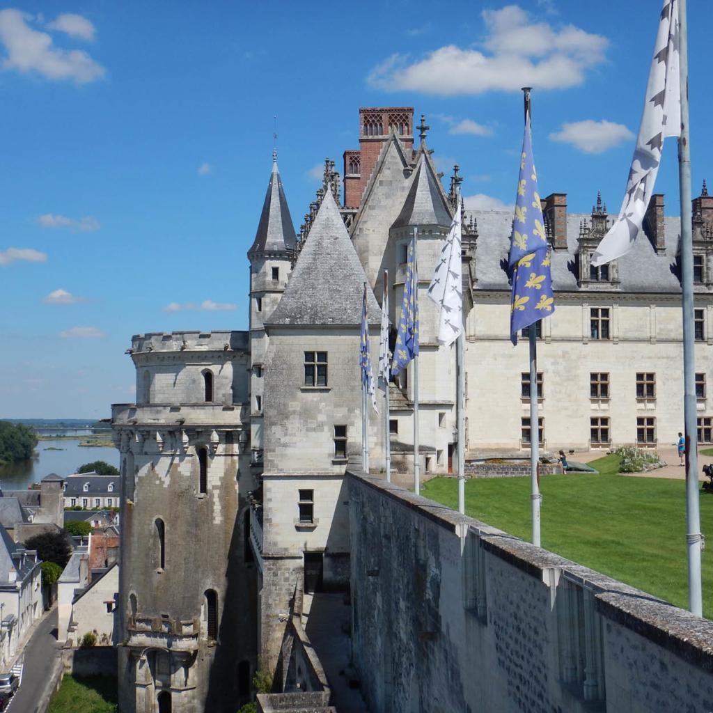 chateau amboise séjour