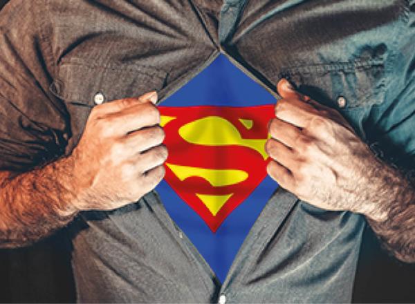 rallye super-héros