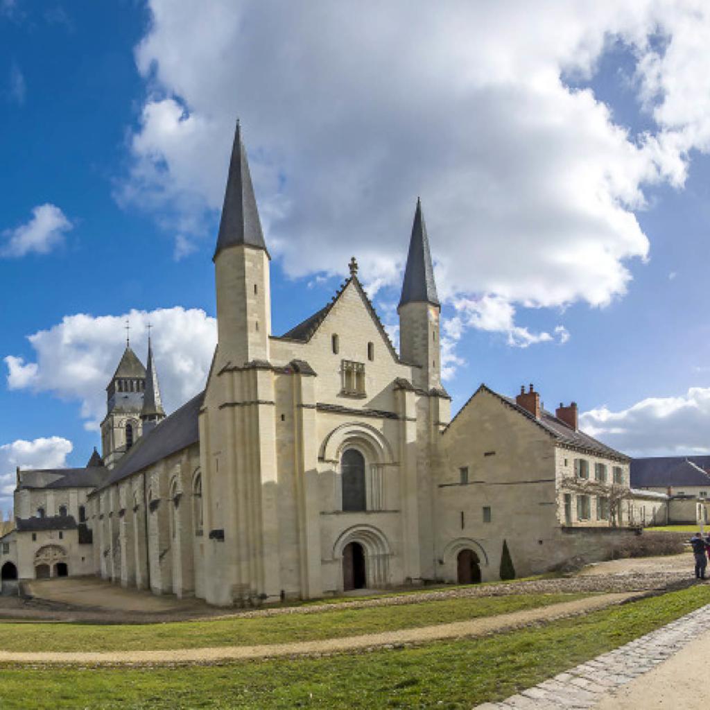 abbaye royale fontevraud