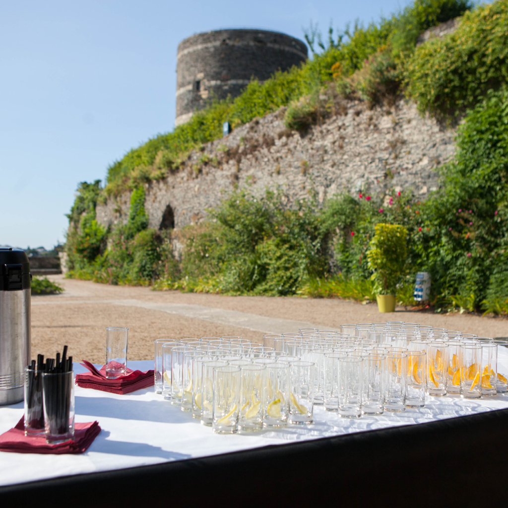 soiree exceptionnelle chateau angers