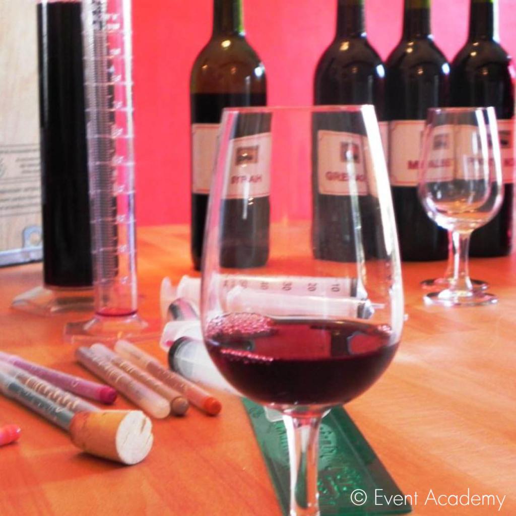 team building autour du vin