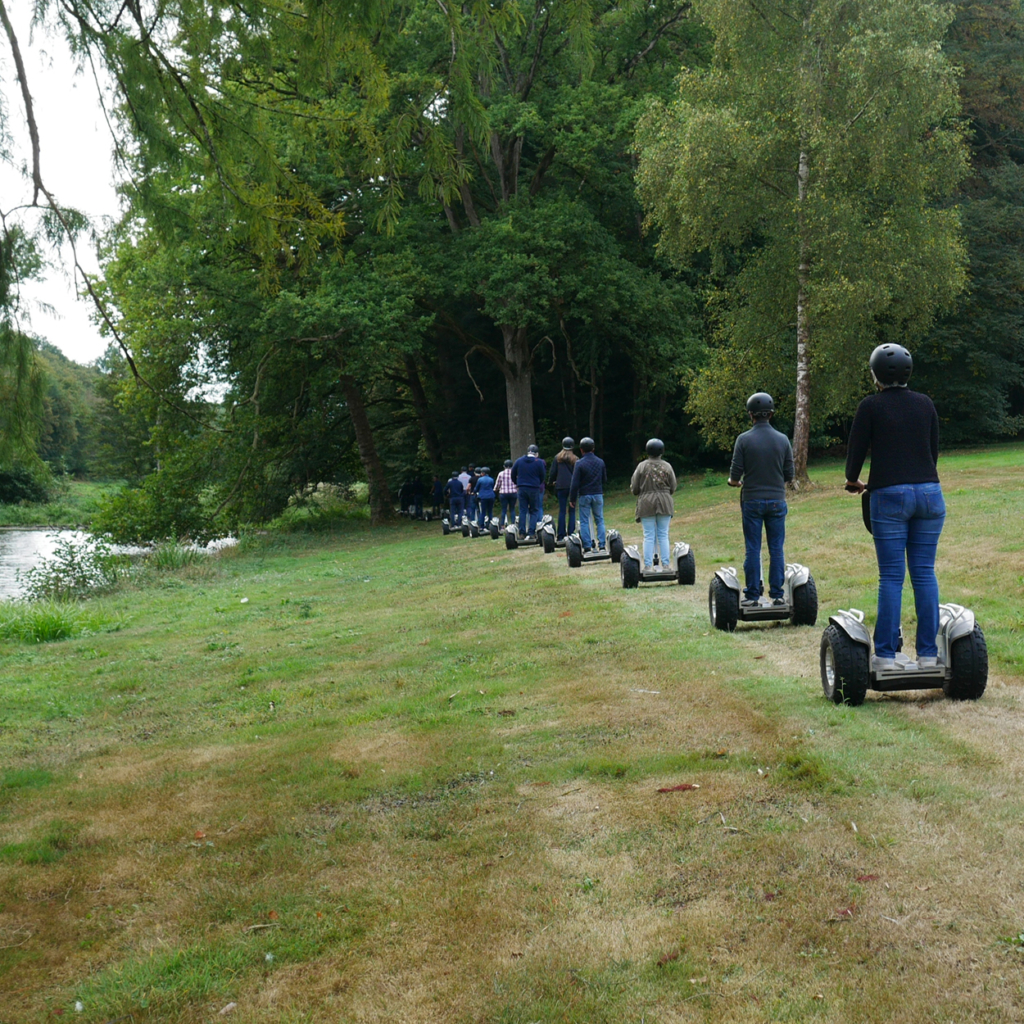 segway team building