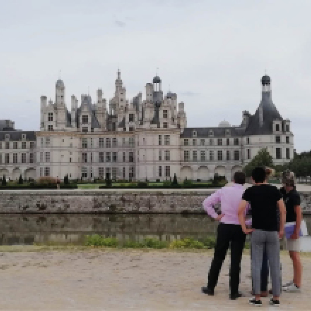 team building chambord challenges