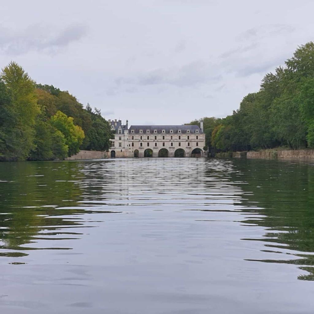 chateau chenonceau canoe seminaire