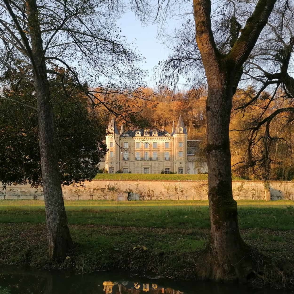 chateau hotel amboise
