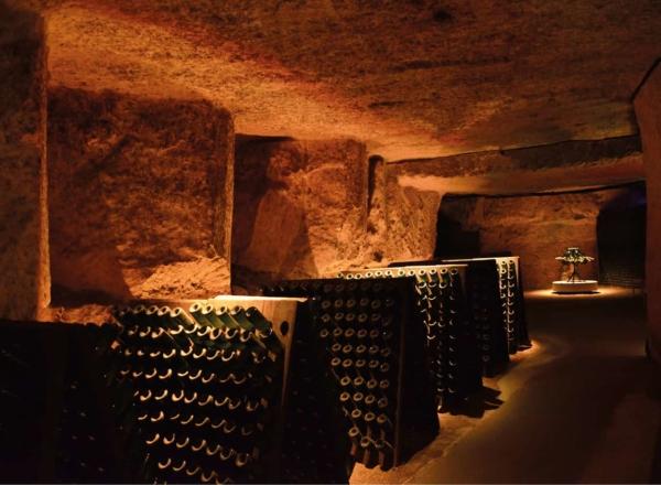 sejour vin troglodytes