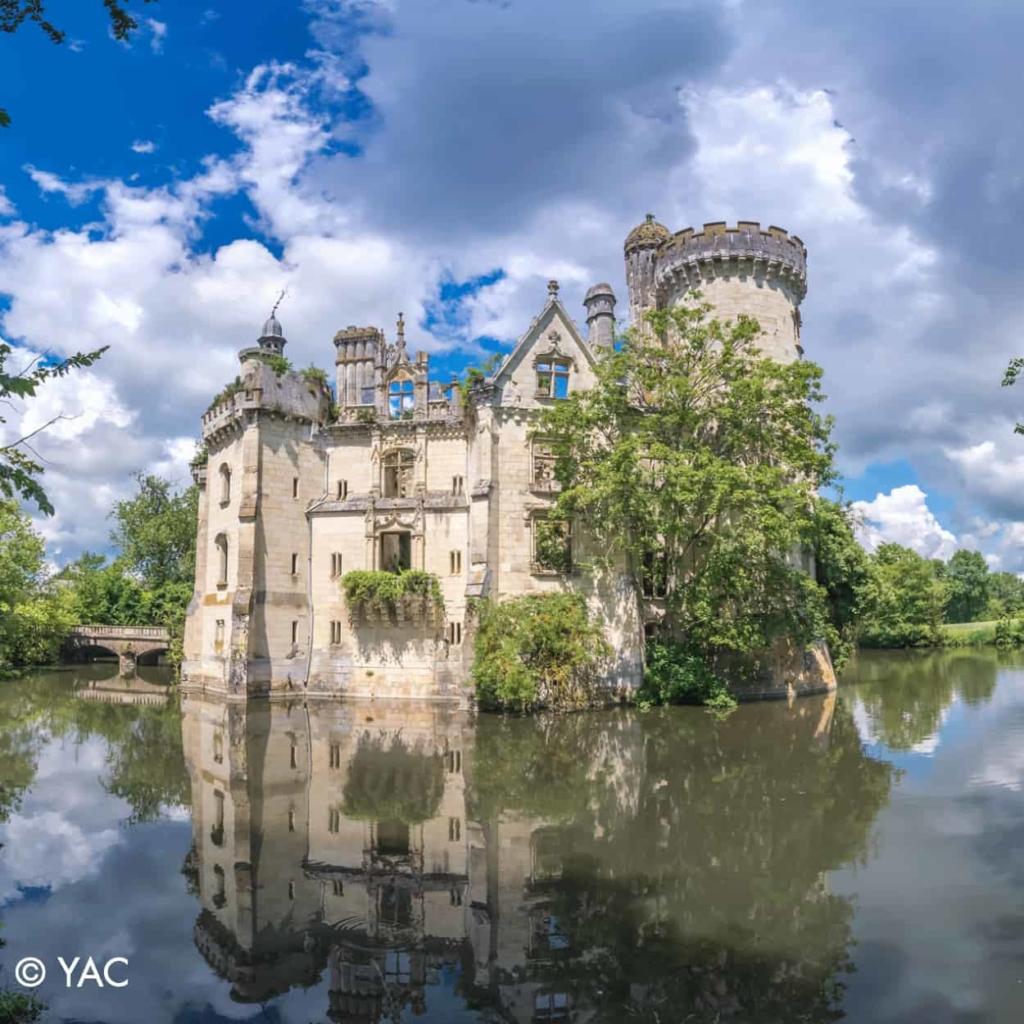 patrimoine val de loire chateau