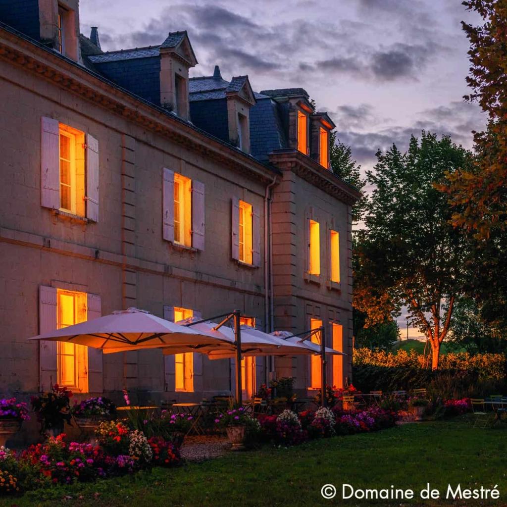 hotel charme saumurois sejour