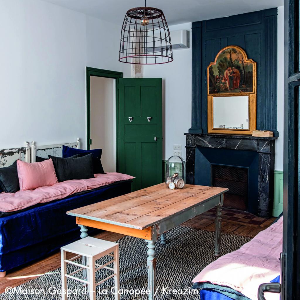 hotel charme saumur